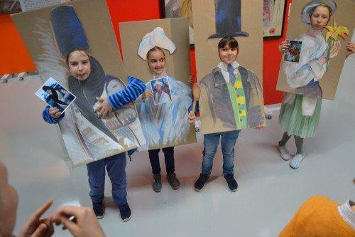 День защиты детей вМузее изобразительных искусств РТ2021