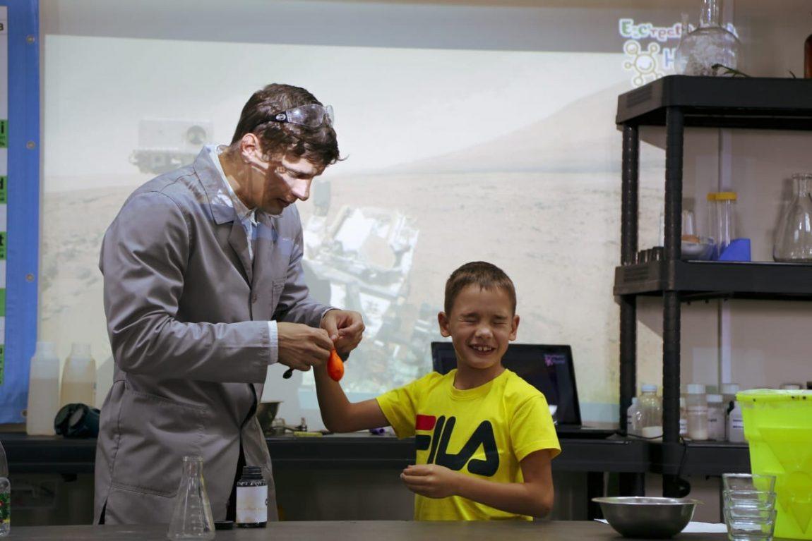 День космонавтики вМузее естественной истории Татарстана 2021