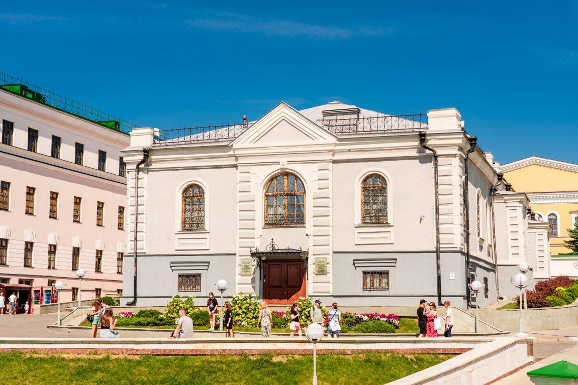 Выходные вМузее-заповеднике «Казанский Кремль» 2021