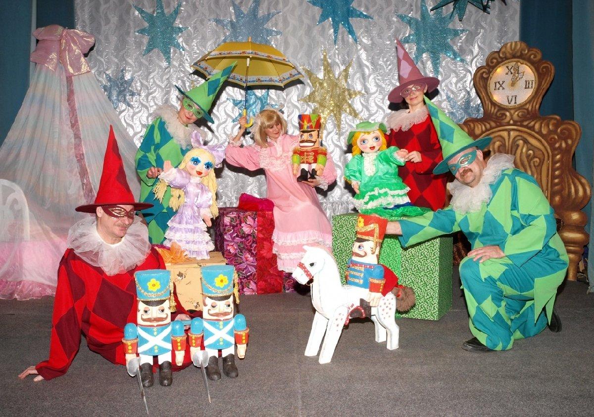 Кукольный спектакль «Щелкунчик»