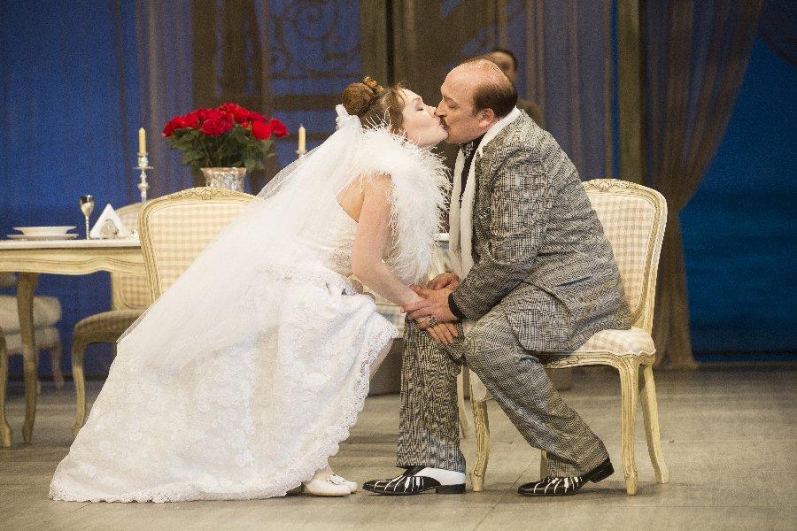Спектакль «Филумена Мартурано, или Брак по-итальянски» 2017