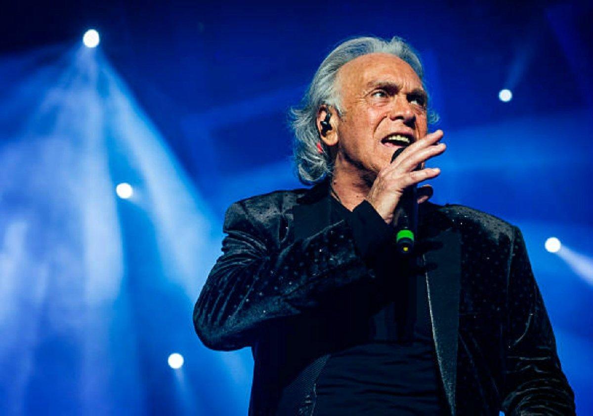 Концерт Риккардо Фольи 2020