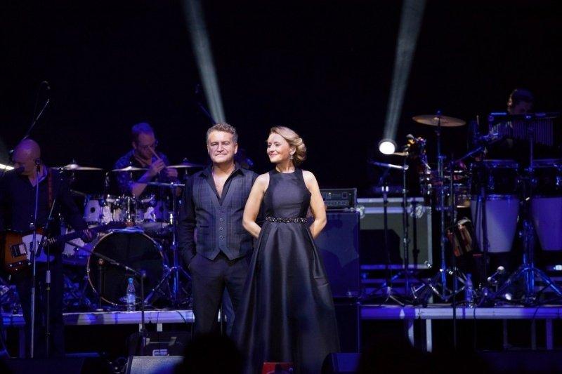 Концерт Леонида Агутина иАнжелики Варум 2019