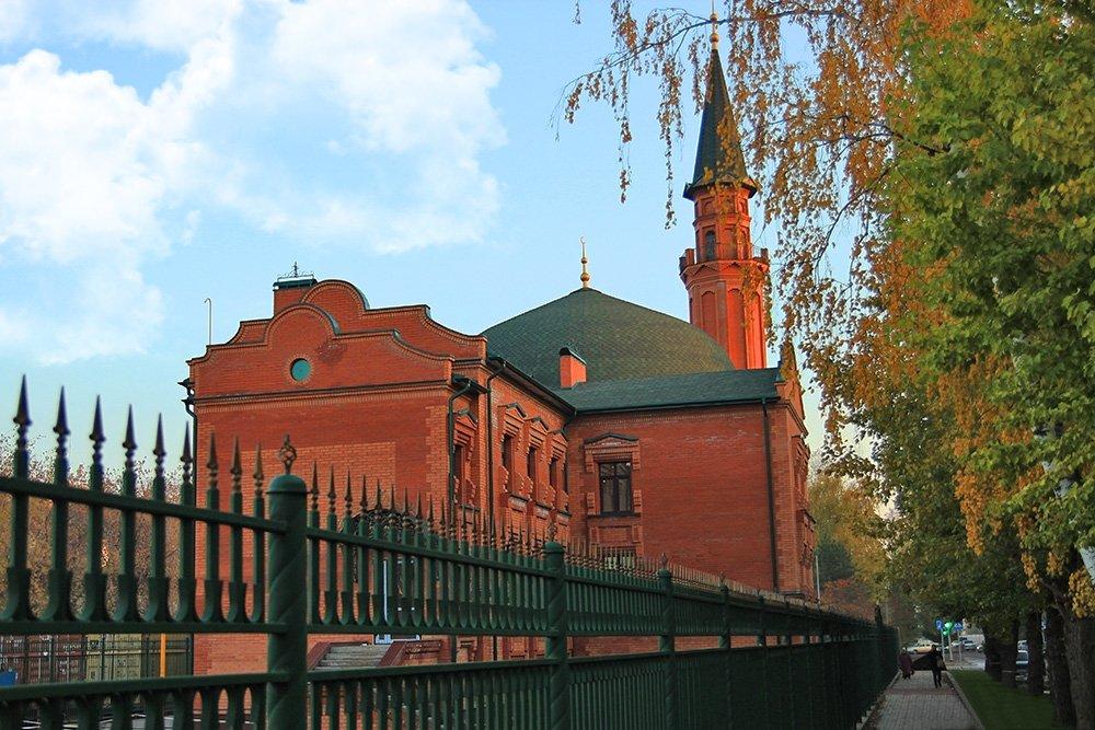 Мечеть «Бишбалта»
