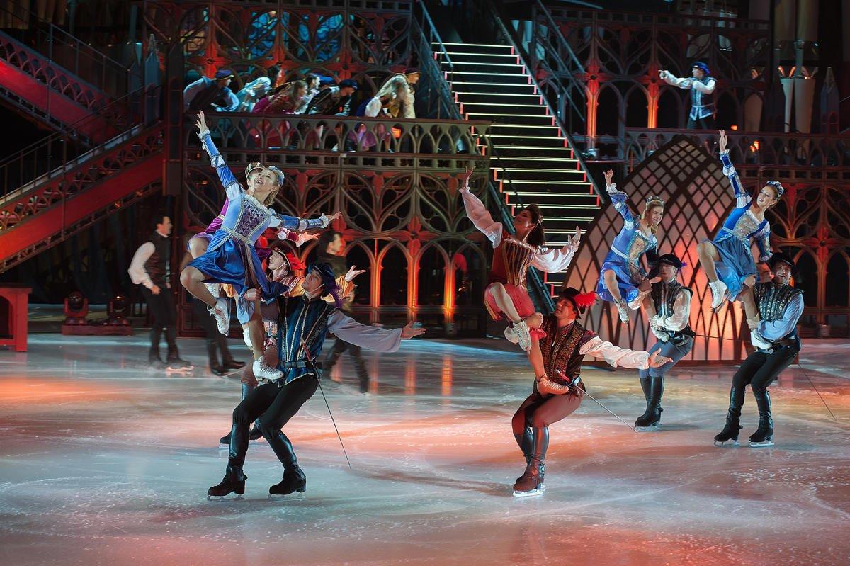 Ледовый спектакль «Ромео иДжульетта» 2019