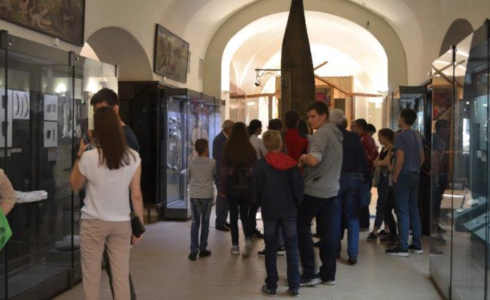 «Ночь музеев» вНациональном музее РТ2019