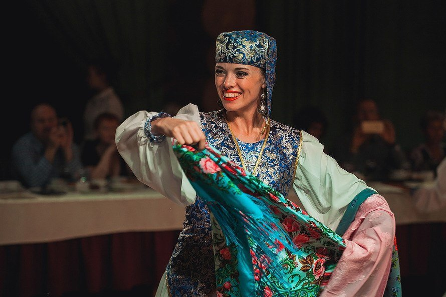 Театрализованное фольклорное шоу «KAZAN» 2017