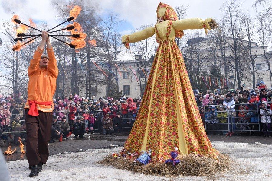 Праздник «Широкая Масленица» 2018