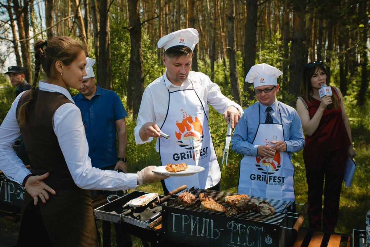 Фестиваль барбекю «Гриль-фест» 2019