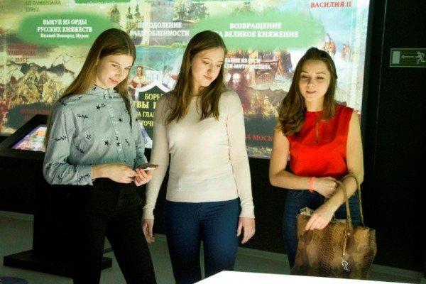 Весенний фестиваль висторическом парке «Россия-Моя история» 2019