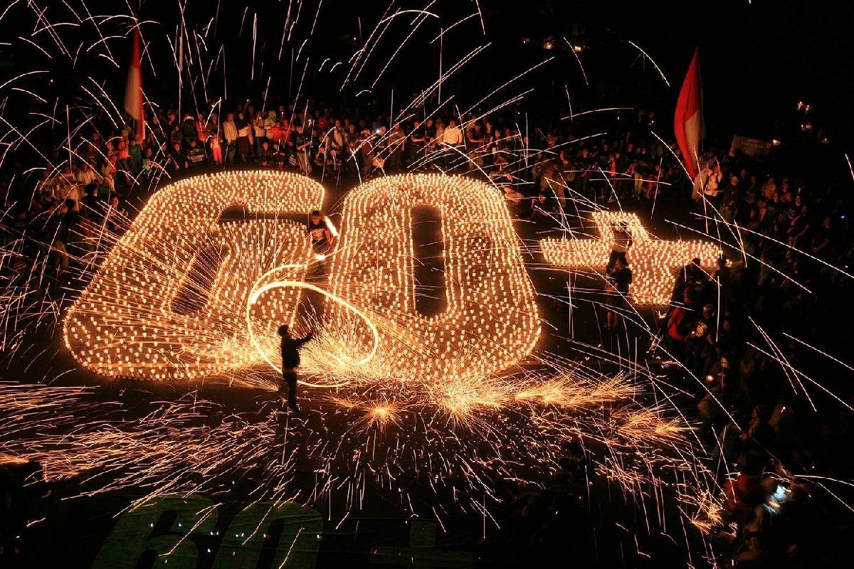 Акция «Час Земли» вКазани 2021