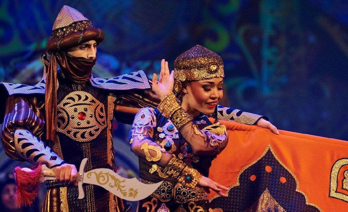 Концерт ансамбля танца «Казань» 2019