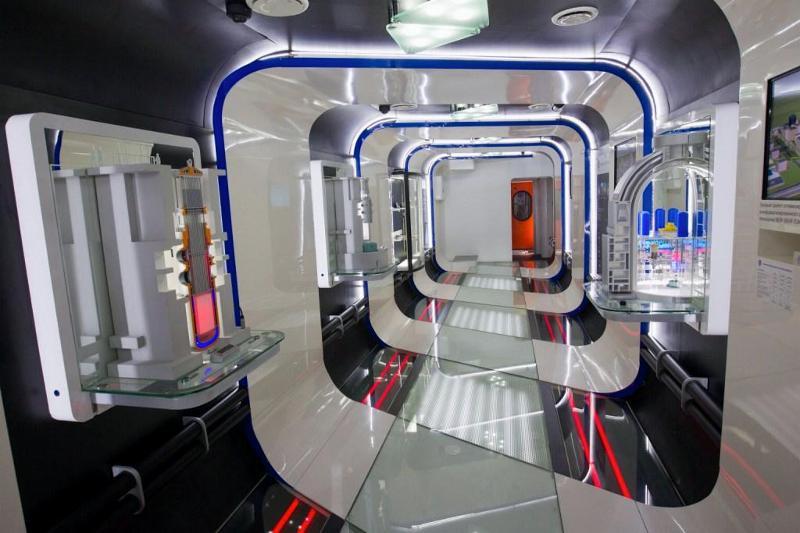 Поезд-музей– передвижной выставочно-лекционный комплекс ОАО «РЖД» 2017