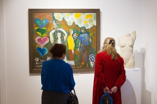 Выставка «После «оттепели». Искусство 1970– 1980-х годов»