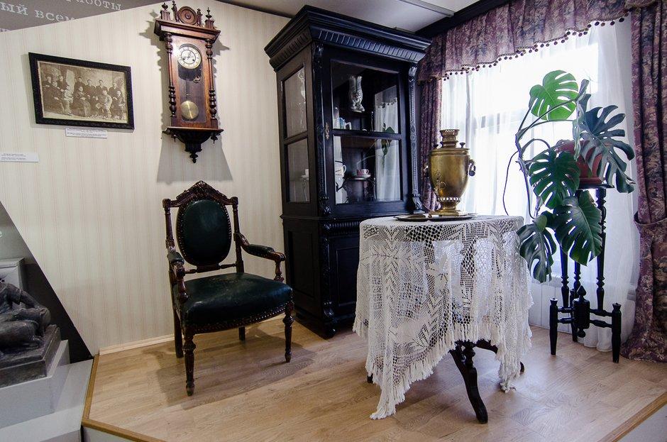 Музей А.М. Горького иФ.И. Шаляпина