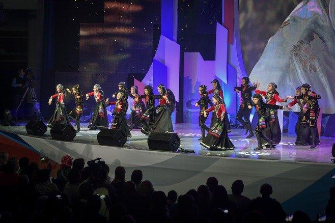 Гала-концерт Республиканского этнокультурного фестиваля «Наш дом– Татарстан» 2017