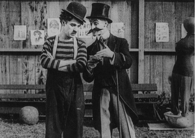 Концерт Чарли Чаплин «Чемпион», «Бродяга» и«Его доисторическое прошлое» 2018