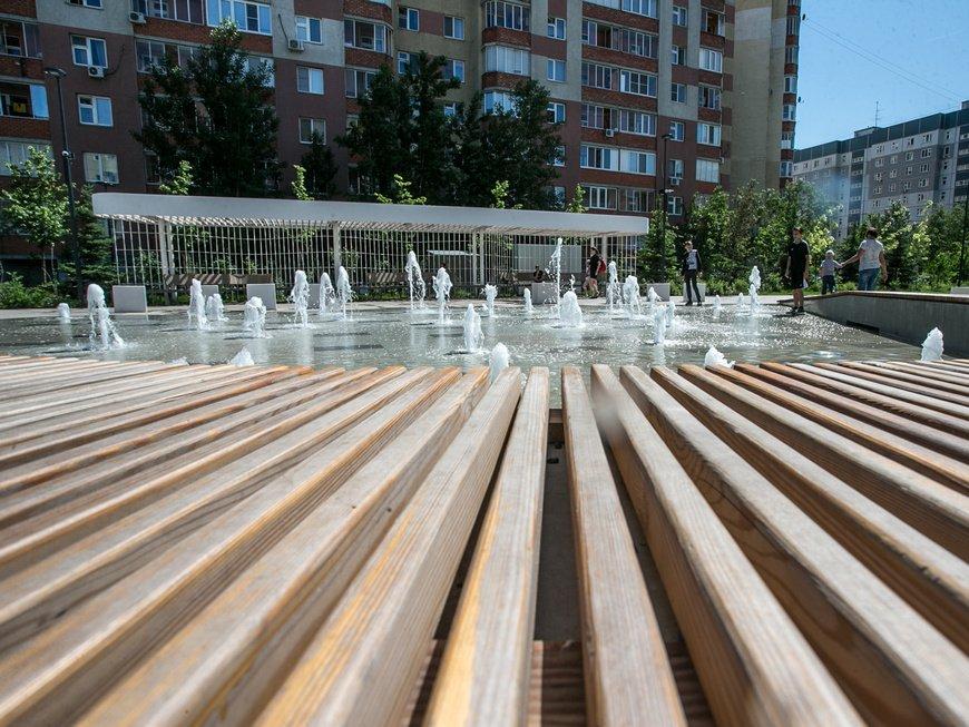 Завершение летнего сезона вКазанских парках 2019