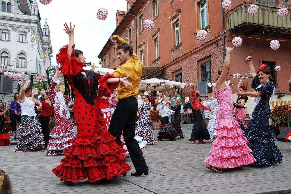 Фестиваль испанской культуры «Окно вИспанию» 2018