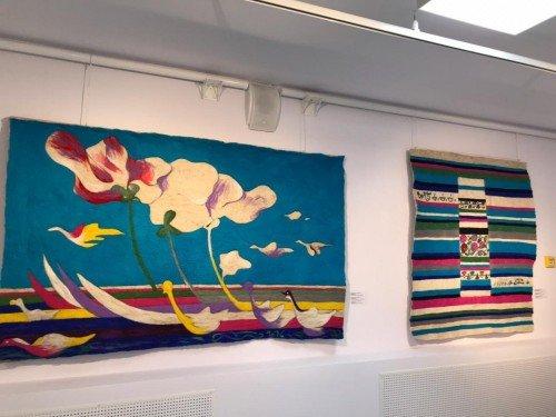 Выставка «Истоки. Искусство войлока»