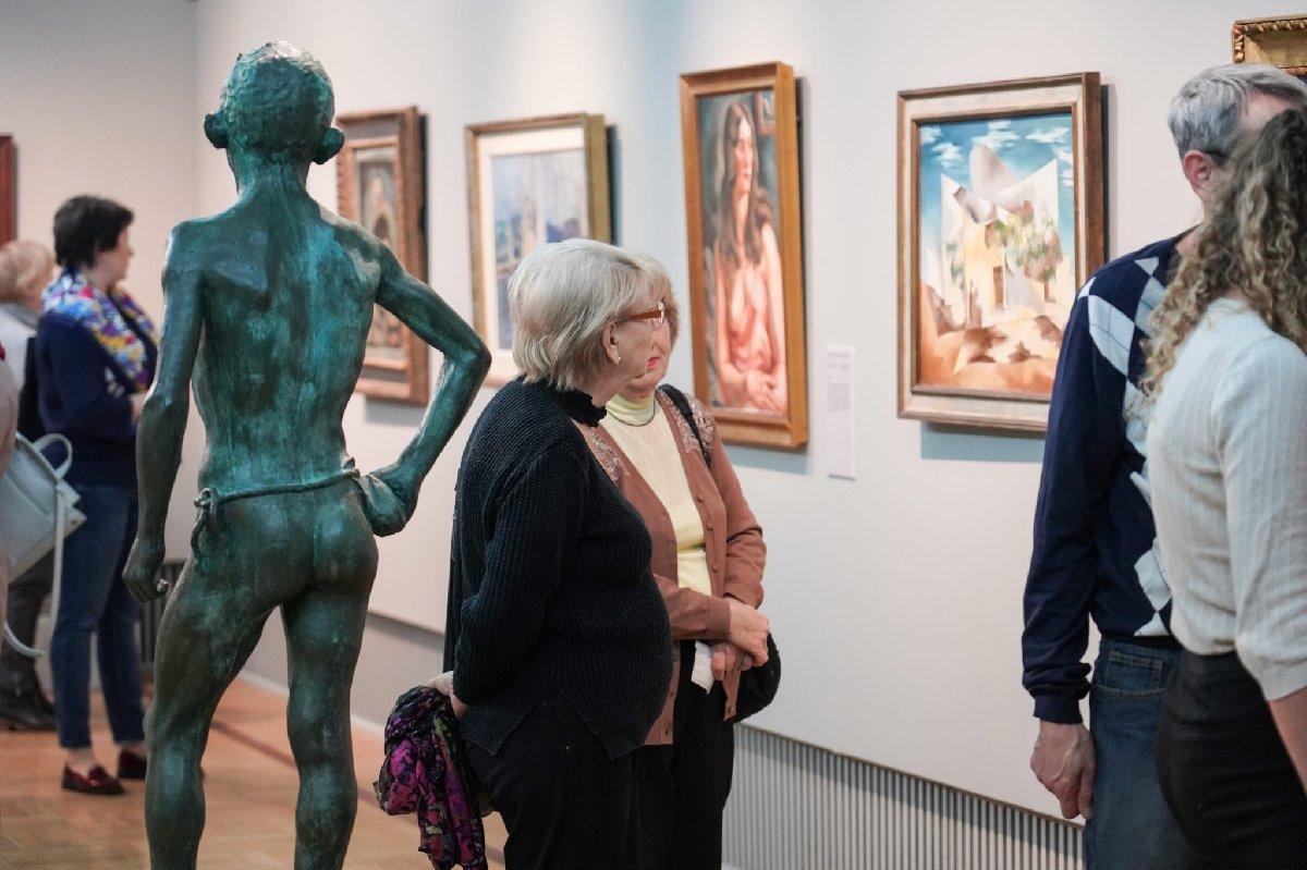 Выставка «Матисс. Пикассо. Шагал. Искусство Западной Европы 1910–1940-х годов всобрании Эрмитажа»