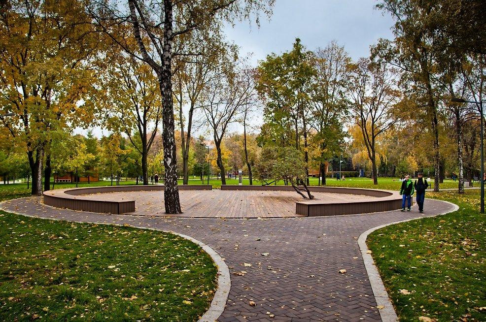Парк имени Урицкого