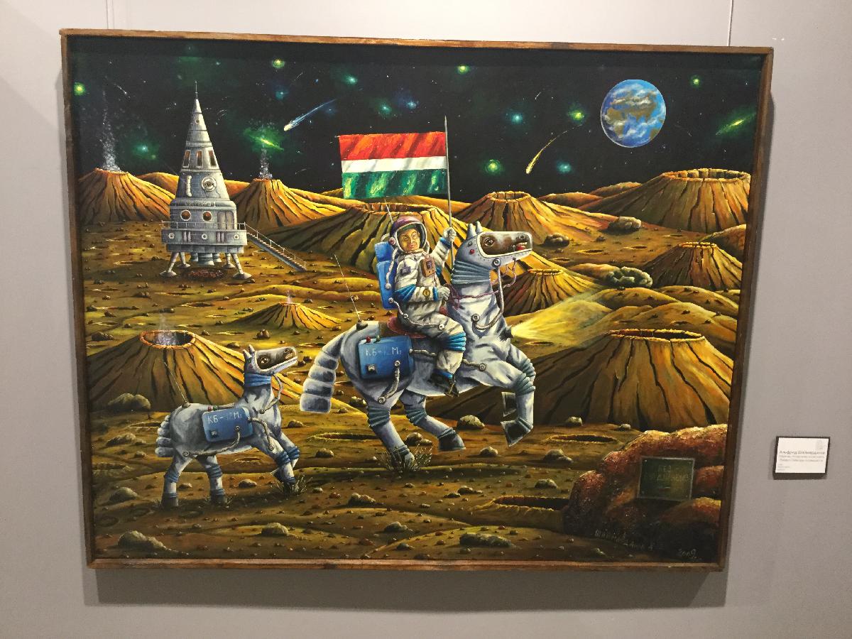 Выставка Альфрида Шаймарданова «Я так вижу…»