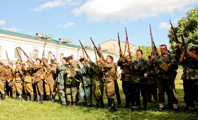 Фестиваль «Восток-Запад: Отечественные войны России» 2018