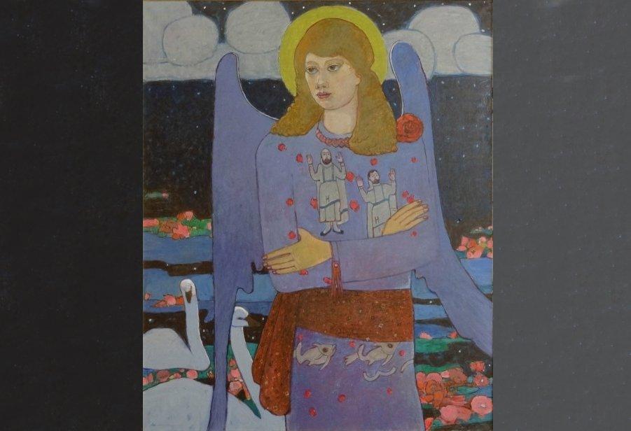 Выставка Анатолия Егорова «Живопись. Гобелен»