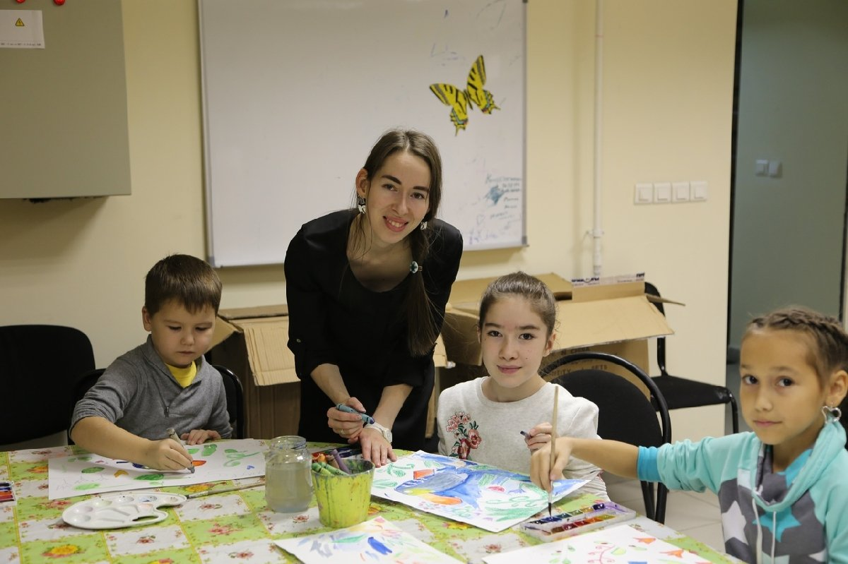 Октябрь вМузее естественной истории Татарстана 2019
