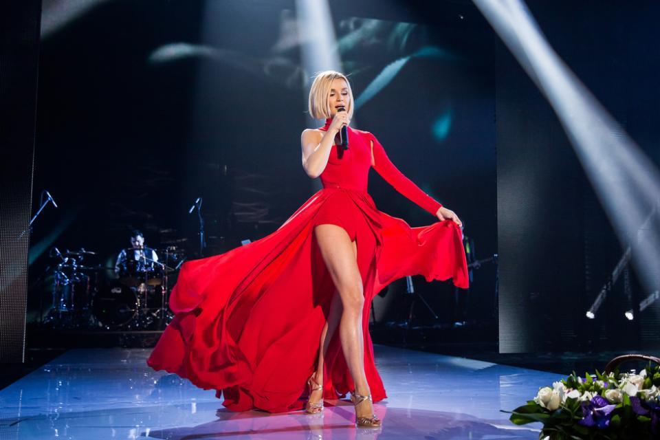 Концерт Полины Гагариной 2017