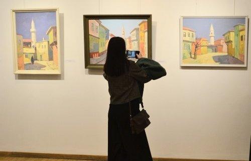 Выставка «На пути кбесконечности»
