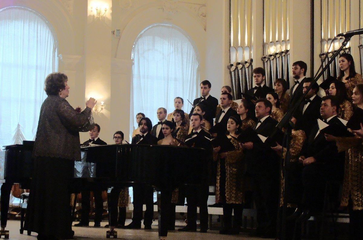Фестиваль хоровых коллективов «Gloria» 2017