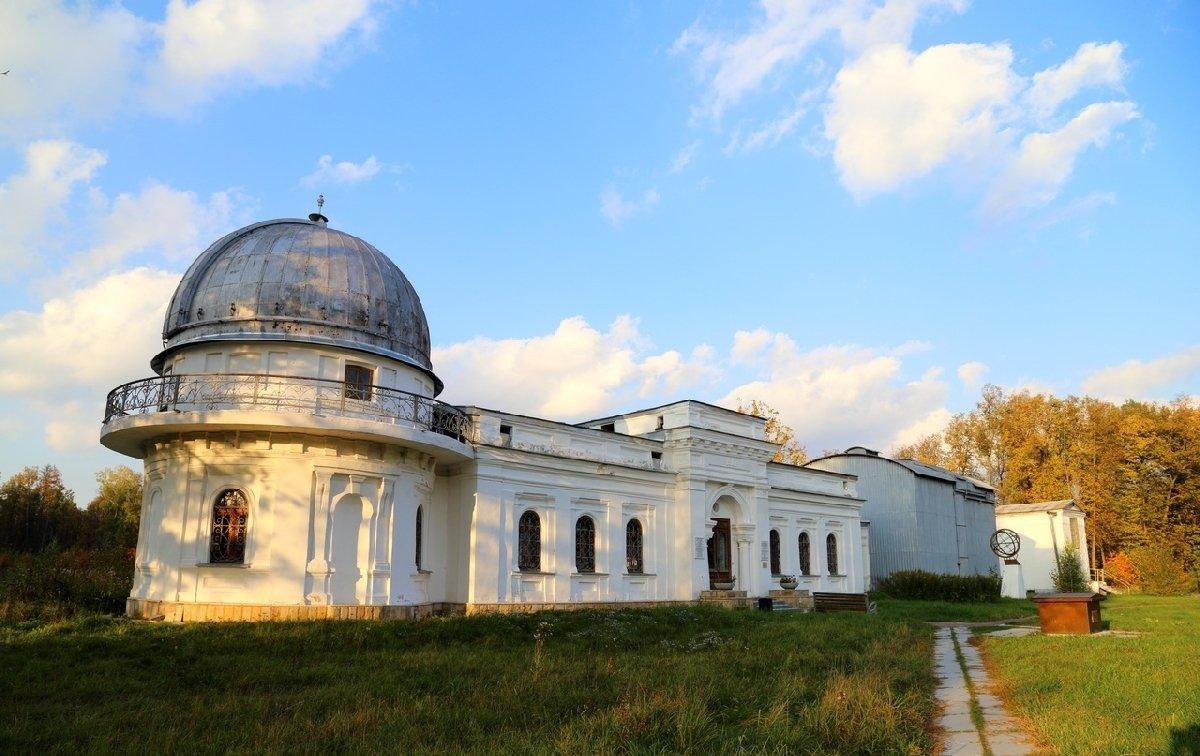 Экскурсия вобсерваторию В.П. Энгельгардта 2018
