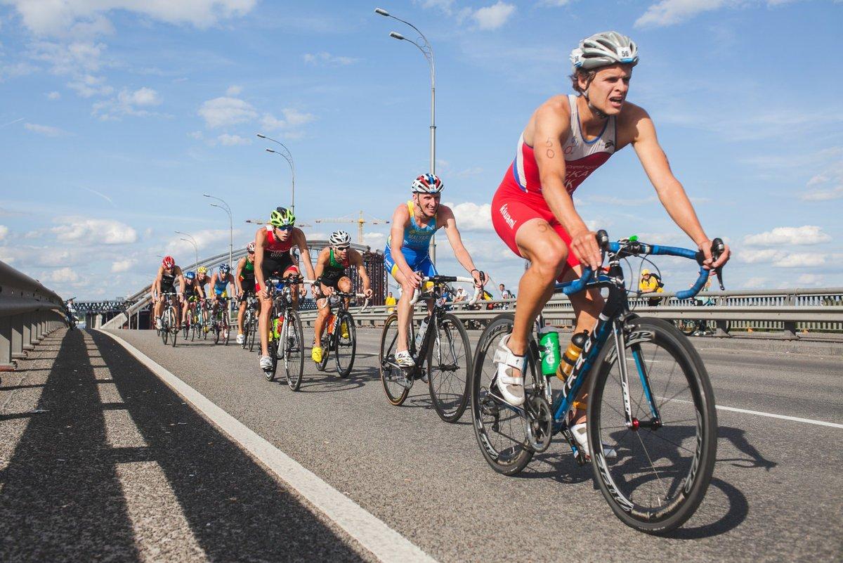 Соревнования потриатлону «Timerman Kazan Triathlon Full» 2019