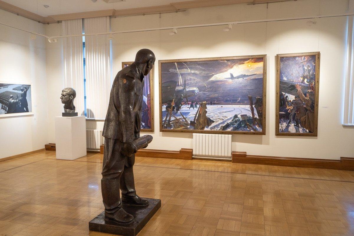 Выставка «Слава труду!»