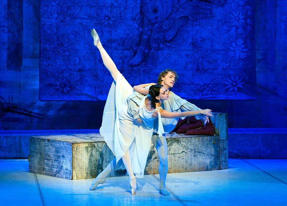 Русский балет «Ромео иДжульетта» 2018