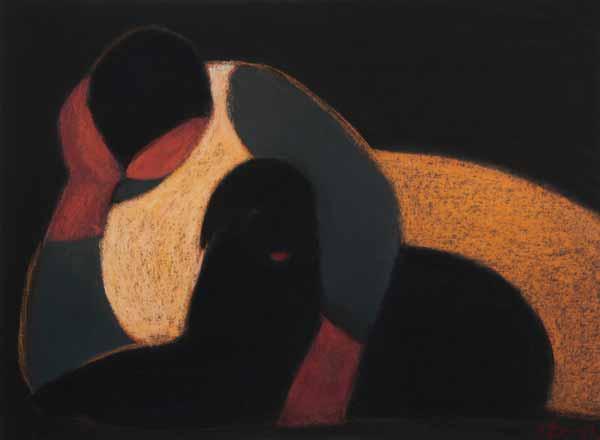 Выставка «Пастели Петра Дика. Избранное»
