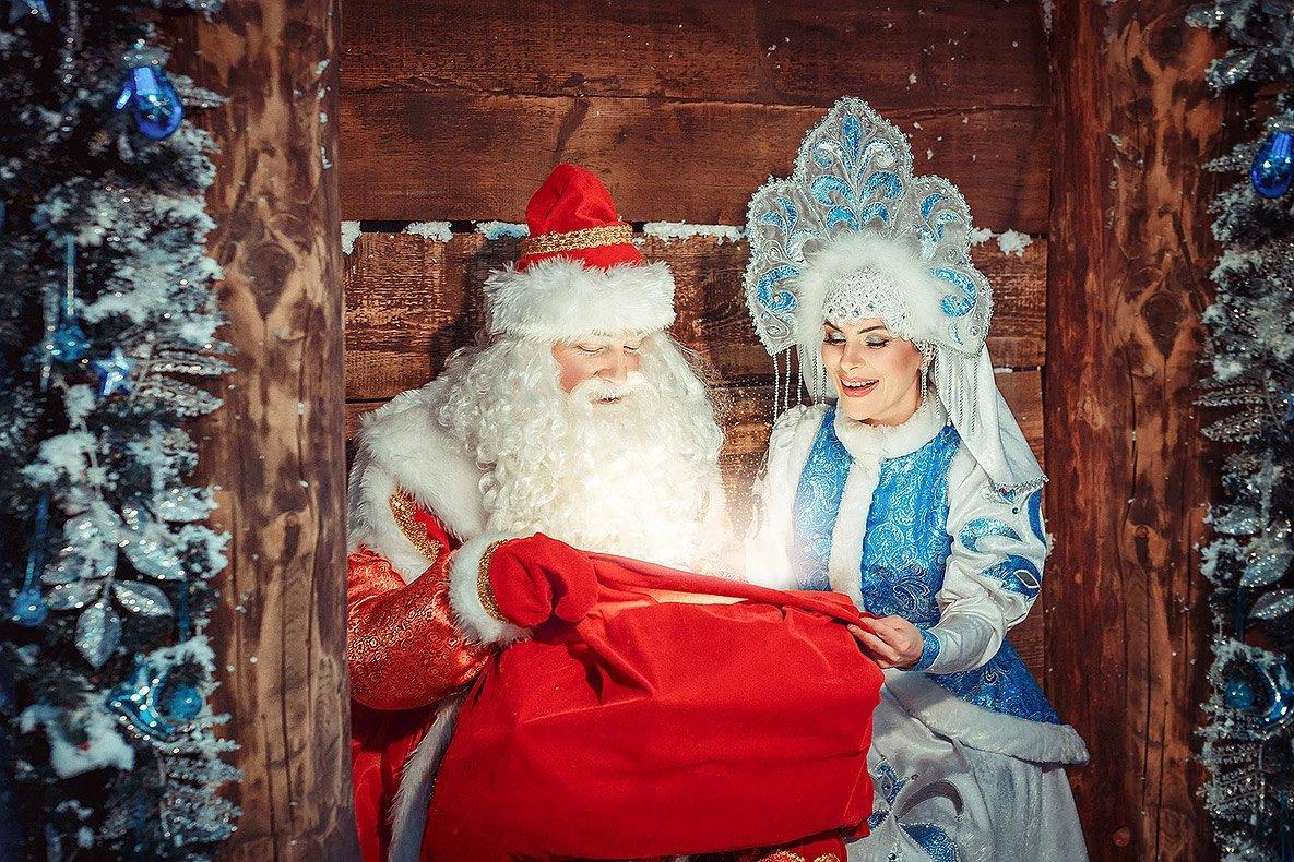 Спектакль «Новые приключения Фомы иЕремы уновогодней елки» 2018