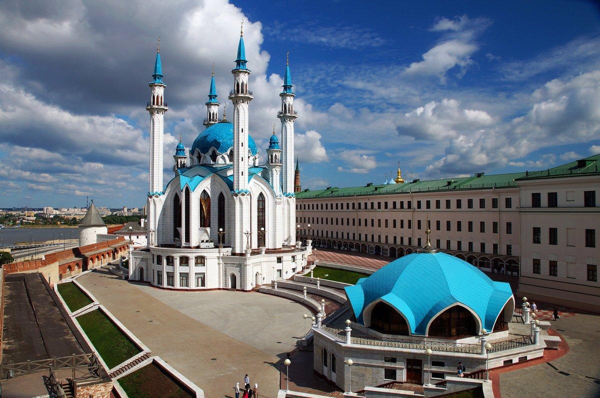 Акция «Музейная весна Татарстана» вКазанском Кремле онлайн 2020