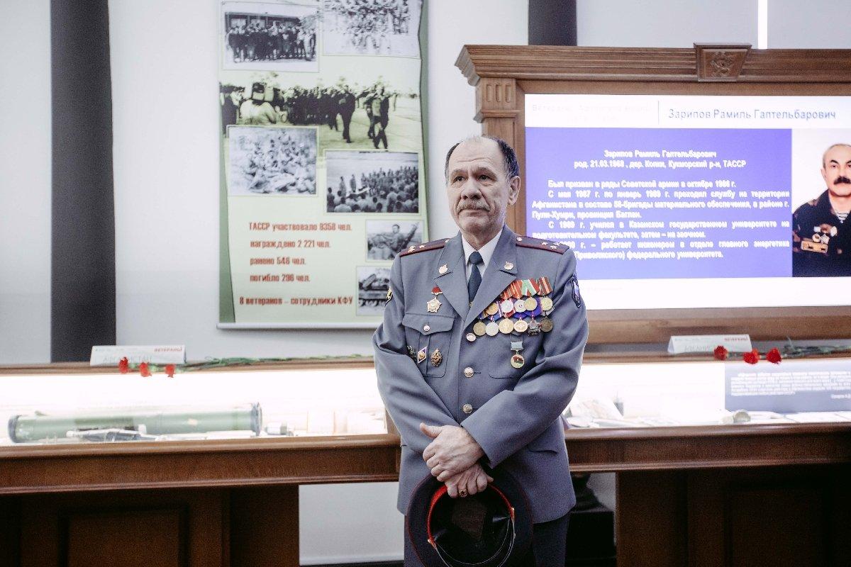 Выставка «Ветераны»