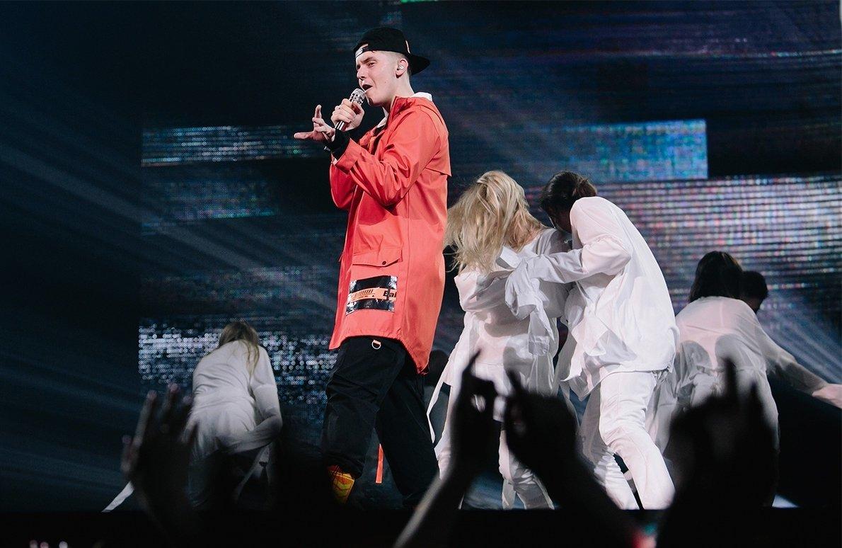 Концерт шоу «Песни» 2019