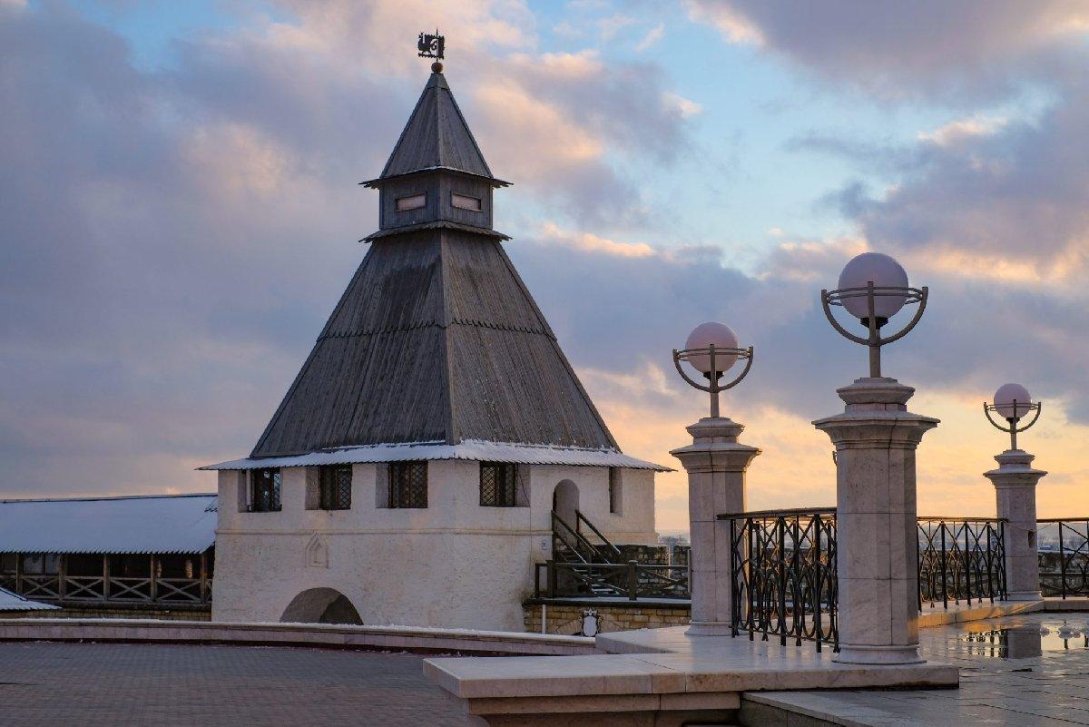 Выходные вМузее-заповеднике «Казанский Кремль» 2020