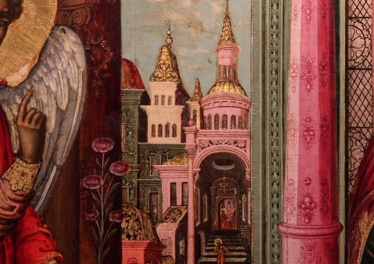 Апрель вМузее истории Благовещенского собора 2019