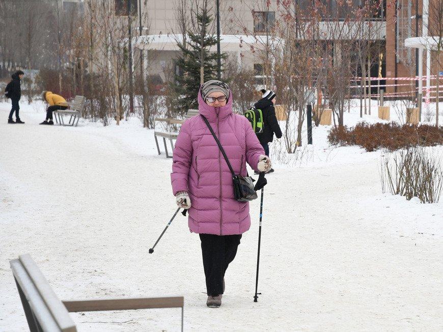 Бесплатные тренировки поскандинавской ходьбе 2020