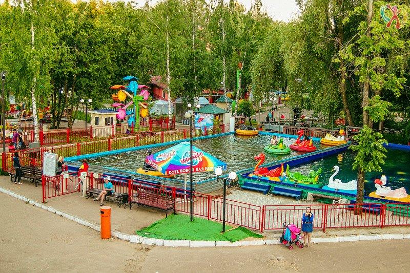 Парк аттракционов «Кырлай»