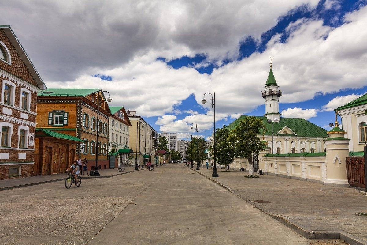 Пешеходная экскурсия поСтаро-татарской слободе