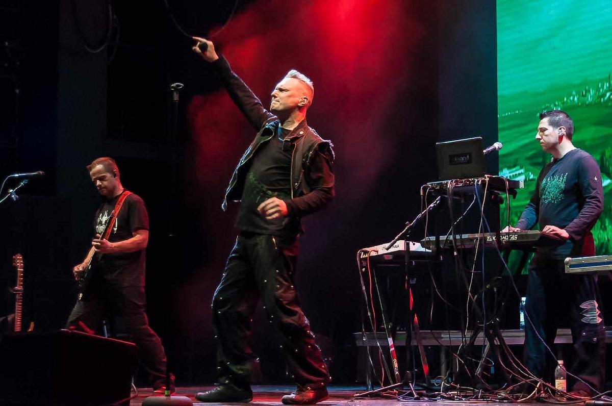 Концерт российских групп «Комиссар», «Технология», «Размер Project» 2021