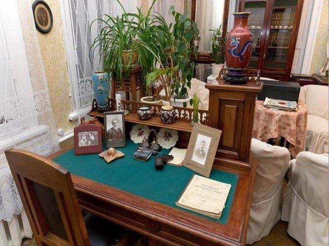 Дом-музей академиков Арбузовых