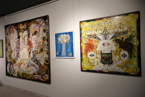 Выставка «Точка»